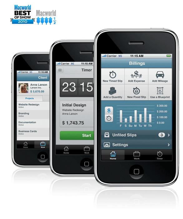 Billings Pro Mac iPad iPhone