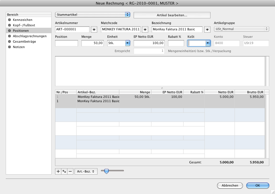 MonKey Office Mac iPad iPhone