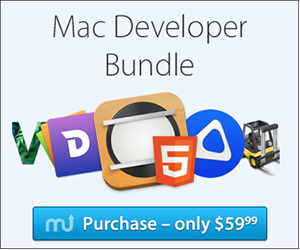 MacUpdate Developer Bundle (Affiliate Link)