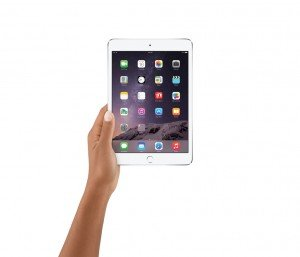 iPad mini. Quelle: Apple