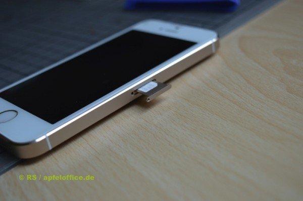 Iphone 5s Sim Karte Einlegen.Sim Karte In Iphone 4 5 Und 6 Einlegen Lektornv Se